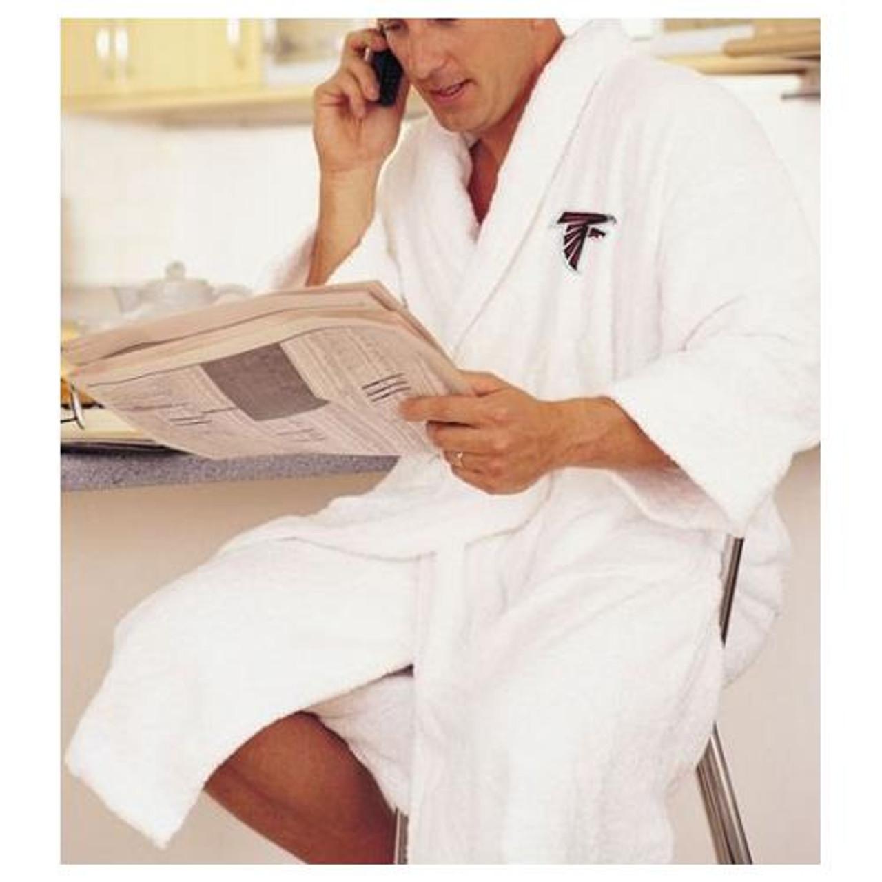 Toronto Blue Jays White Heavy Weight Bath Robe