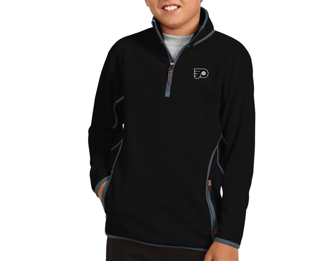 Anaheim Ducks Youth Pullover Jacket