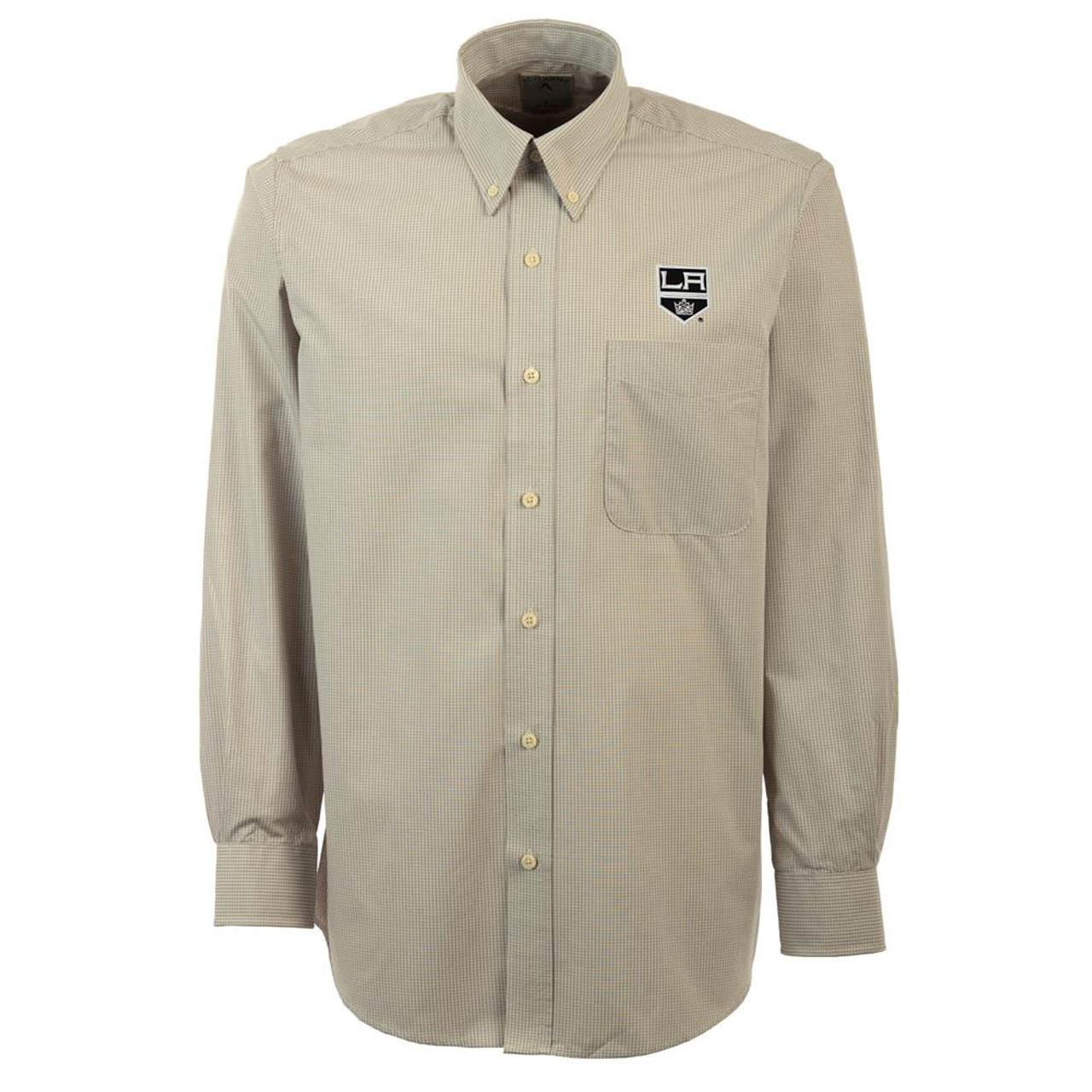 Los Angeles LA Kings Men's Focus Button Down Shirt