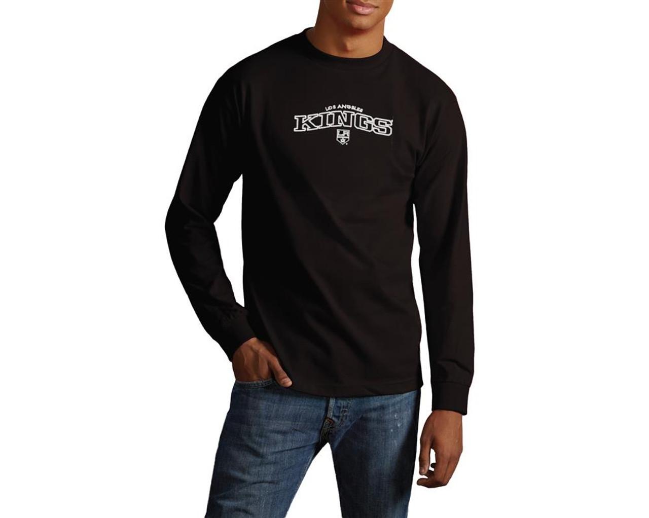 Men's Bold Logo Chicago Fire Long Sleeve Tee