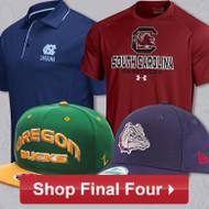 All Roads Lead Here... Shop Final Four Gear