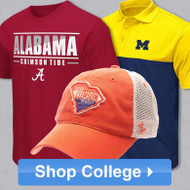 ​Shop Our ​College Football Store For Free Shipping On Every Item! No Coupon Code Needed!