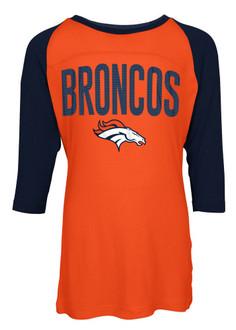 more photos 4ac6f aa37b Kids Denver Broncos Tee Goal Line Short Sleeve T-Shirt