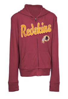 size 40 1fec4 d1deb Girls Washington Redskins Tee This Girl Loves L/S T-Shirt