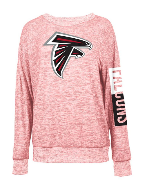Atlanta Falcons Sweater Women's Knit Pullover