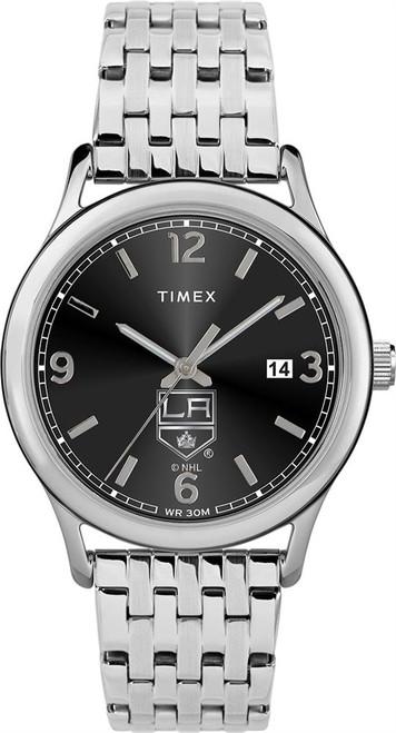 Women's Los Angeles LA Kings Watch Timex Sage Stainless Watch