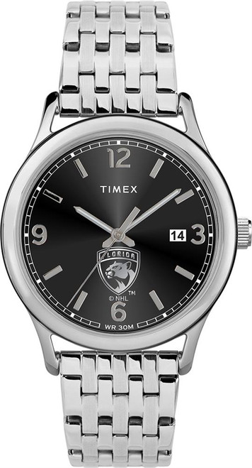 Women's Florida Panthers Watch Timex Sage Stainless Watch