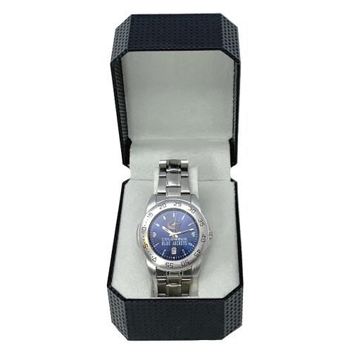 Men's New England Revolution Sport Watch Stainless Steel Watch