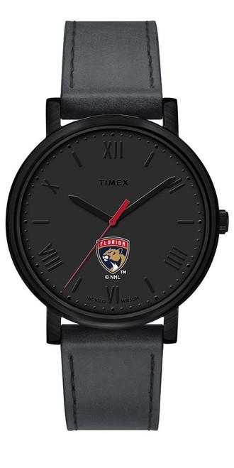 Ladies Timex Florida Panthers Watch Black Night Game Watch
