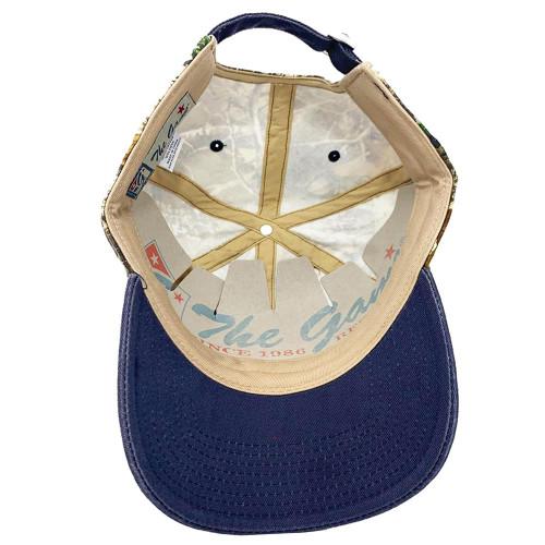 Middle Tennessee State MTSU Camo Hat Realtree Edge Camo Two-Tone Cap