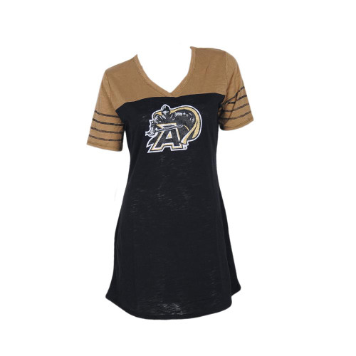 Army Black Knights Women's Night Shirt Tee