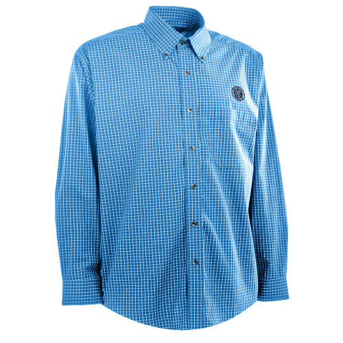 Men's New York City FC Woven Esteem Button Up Shirt
