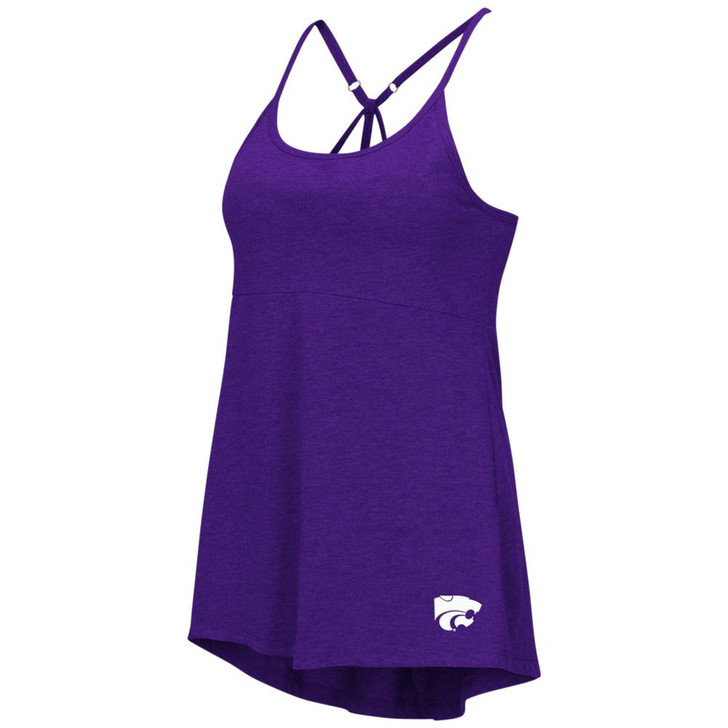 Kansas State University Pheebs Strappy Tank Top