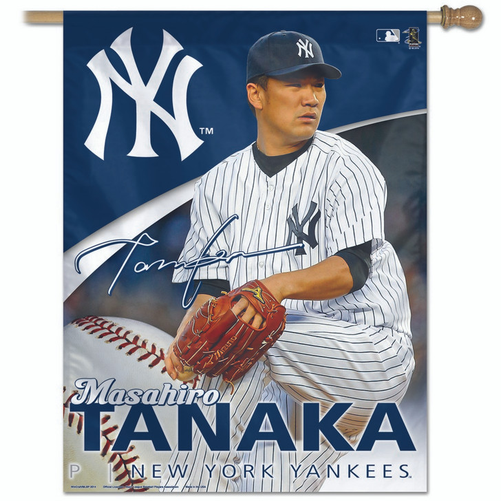New York Yankees NY Outdoor Vertical House Flag