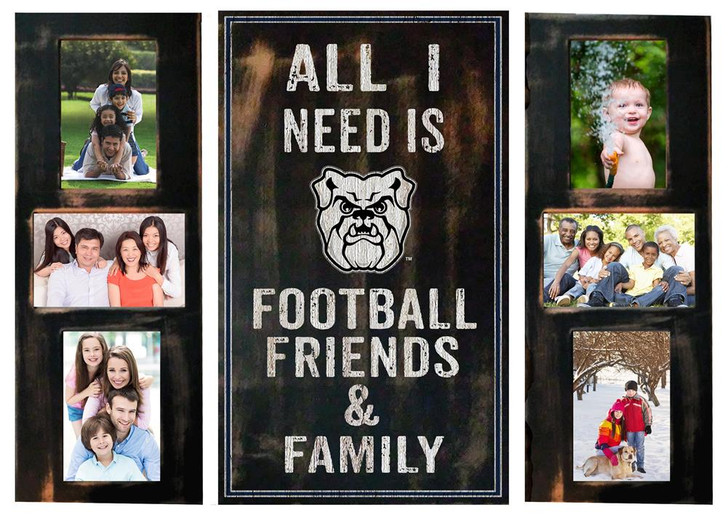 Butler University Picture Frame Set All I Need 3pc Picture Collage