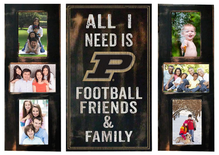 Purdue University Picture Frame Set All I Need 3pc Picture Collage