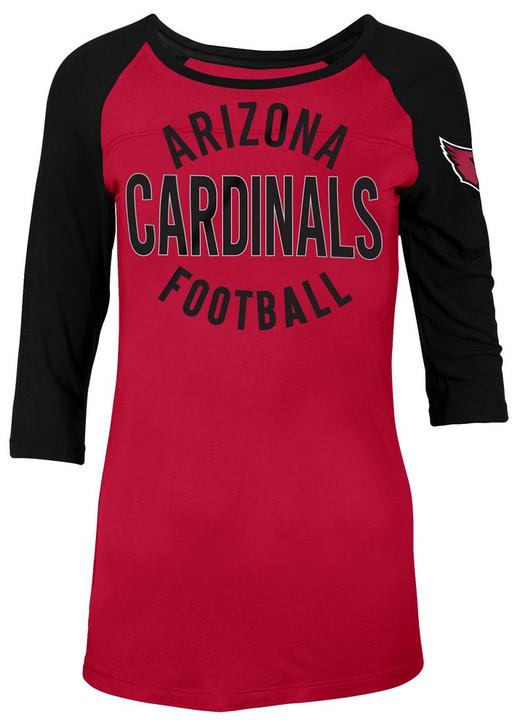 Arizona Cardinals Raglan Shirt Women's Graphic T-Shirt