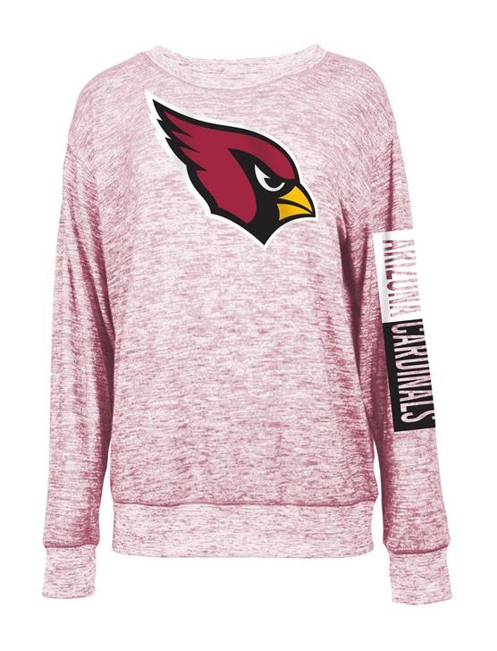 Arizona Cardinals Sweater Women's Knit Pullover