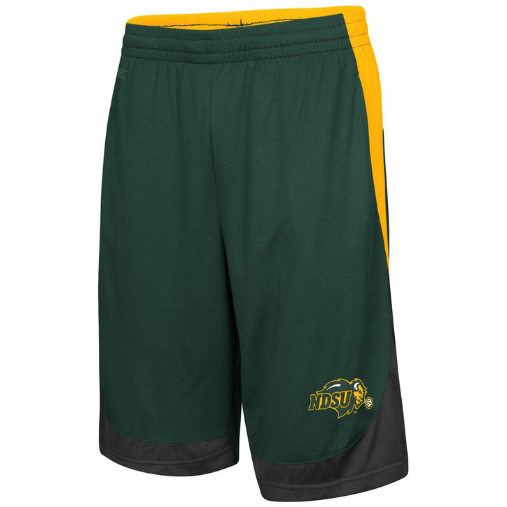 North Dakota State University Shorts Youth Basketball Shorts
