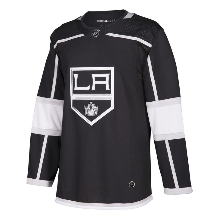 Authentic Los Angeles LA Kings Jersey Adidas Home Jersey NHL