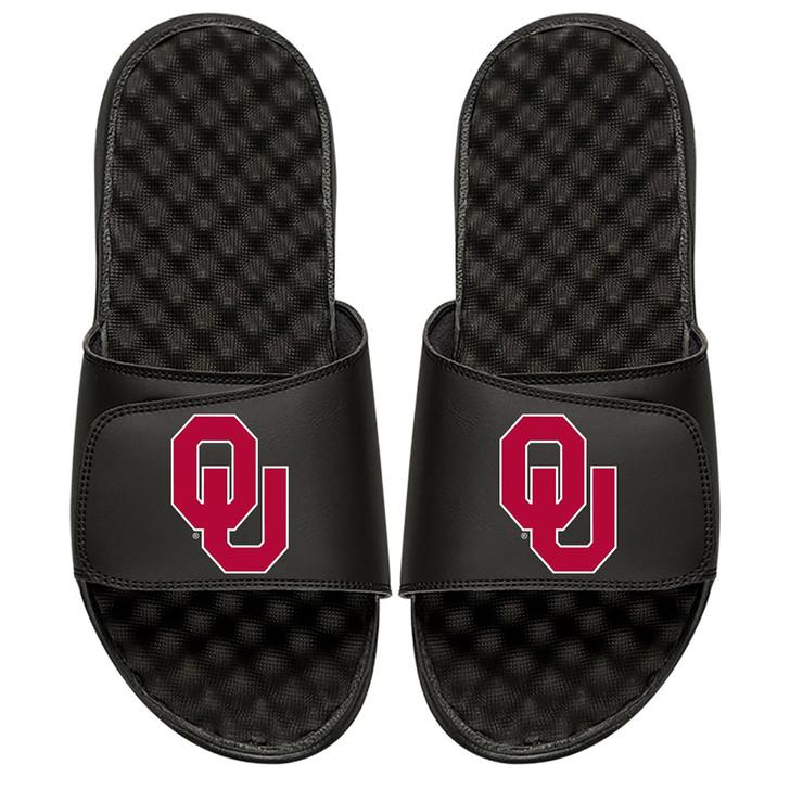 University of Oklahoma Sooners Slides ISlide Primary Adjustable Sandals