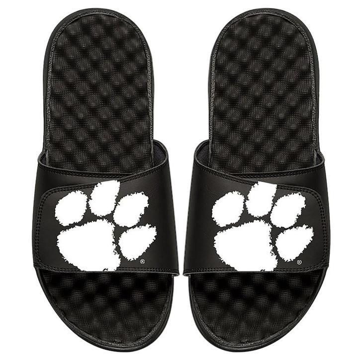 Clemson University Tigers Slides ISlide Primary Adjustable Sandals