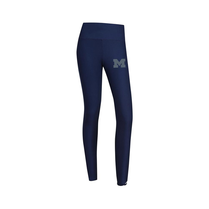 University of Michigan Wolverines Ladies' Leggings Fortitude Yoga Pants