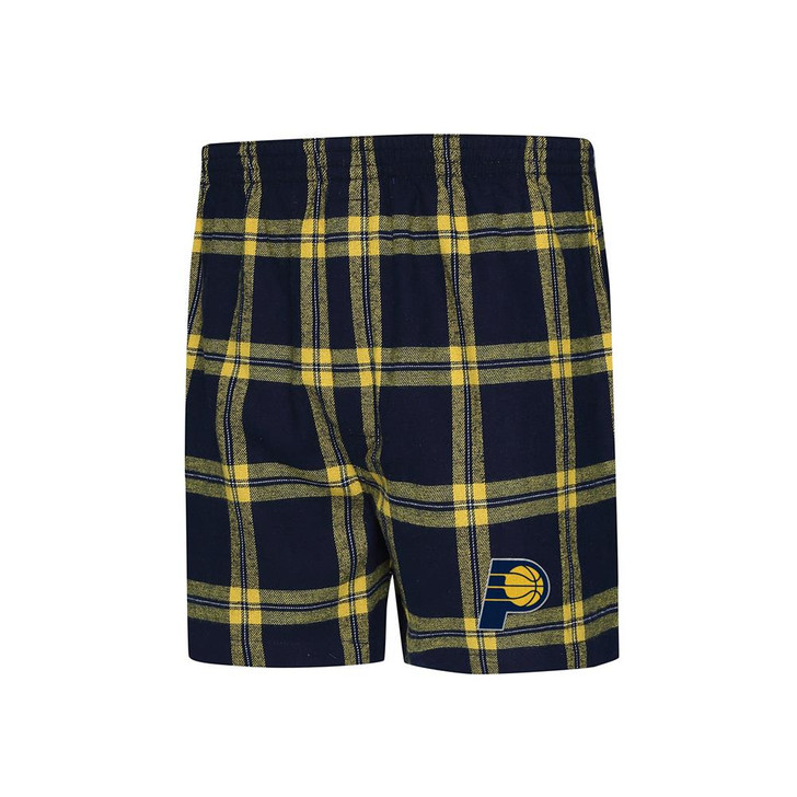 Indiana Pacers Men's Boxers Flannel Boxer Shorts