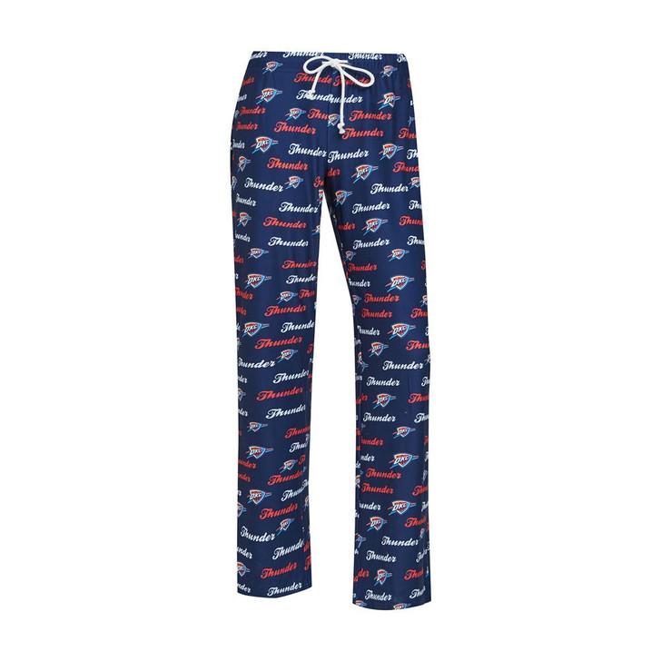 Oklahoma City Thunder Ladies' Pajama Pants Sleep Bottoms