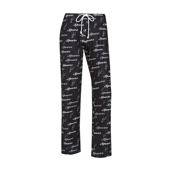 San Antonio Spurs Ladies' Pajama Pants Sleep Bottoms