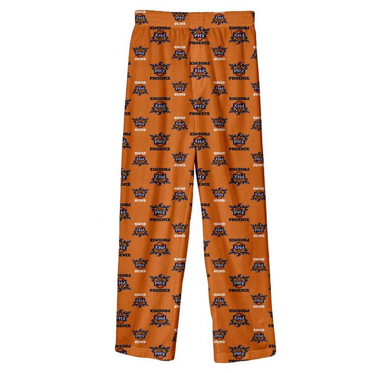 Youth Phoenix Suns Pajama Pant Boys Sleep Bottoms