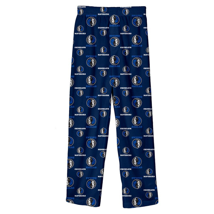 Youth Dallas Mavericks Pajama Pant Boys Sleep Bottoms