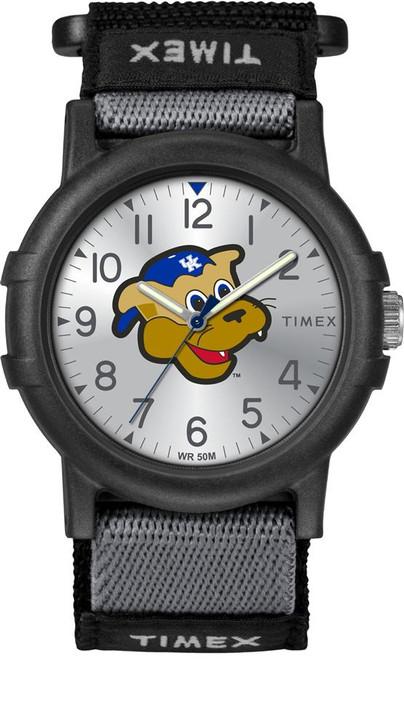 Kentucky Wildcats UK Youth FastWrap Recruit Timex Watch