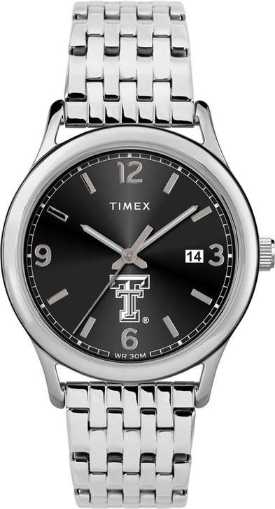 Women's Texas Tech University Watch Timex Sage Stainless Watch