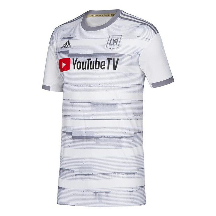 Men's Los Angeles FC Replica Jersey 2019 Adidas Away Kit
