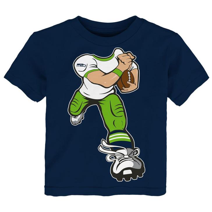 Toddler Seattle Seahawks Tee Yard Rush Toddler T-Shirt