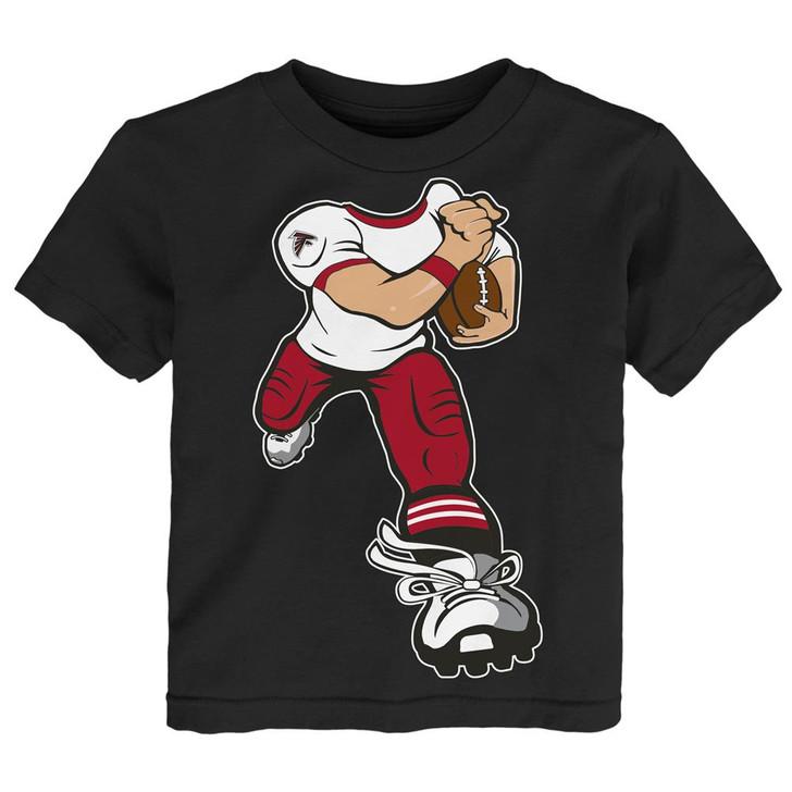 Toddler Atlanta Falcons Tee Yard Rush Toddler T-Shirt