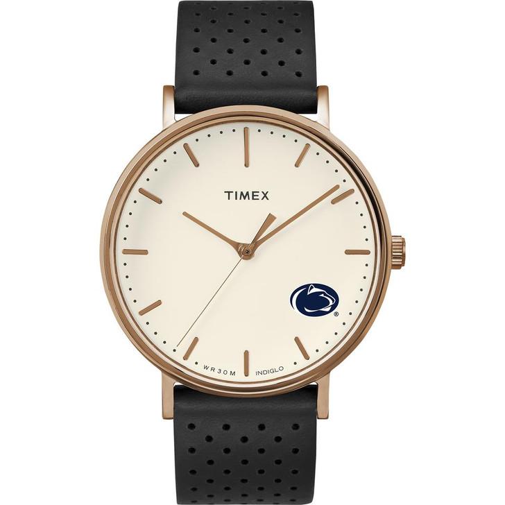Ladies Timex Penn State University Watch Rose Gold Grace Watch