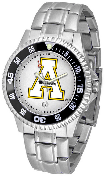 Men's Appalachian State Watch Competitor Stainless Steel