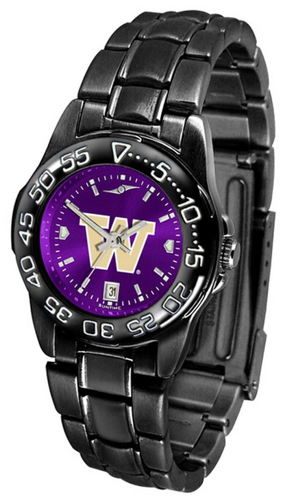 Women's University of Washington Black Watch Fantom AnoChrome
