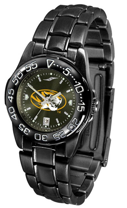 Women's Missouri Tigers Mizzou Black Watch Fantom AnoChrome