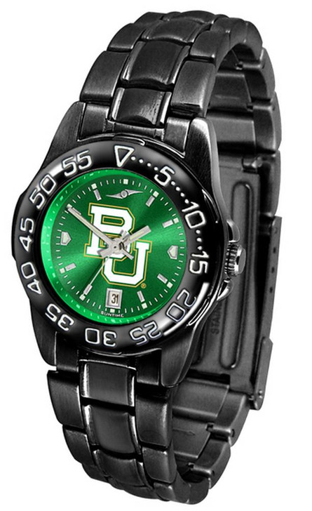 Women's Baylor University Bears Black Watch Fantom AnoChrome
