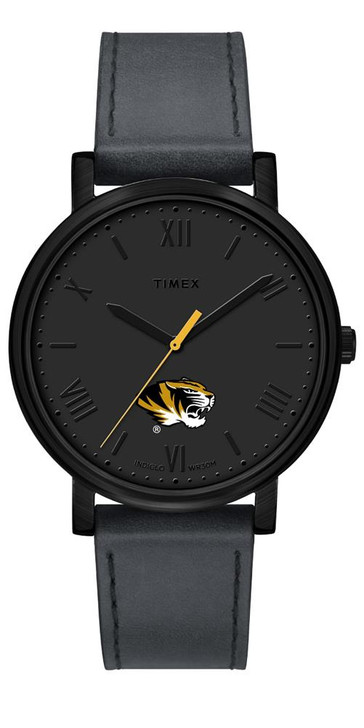 Ladies Timex Missouri Tigers Mizzou Watch Black Night Game Watch