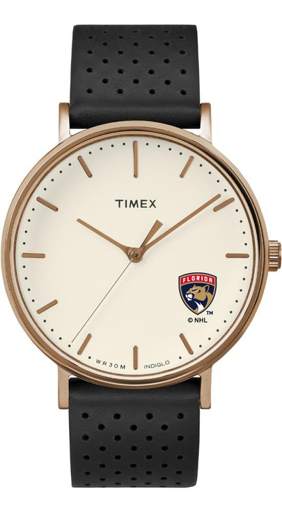 Ladies Timex Florida Panthers Watch Rose Gold Grace Watch