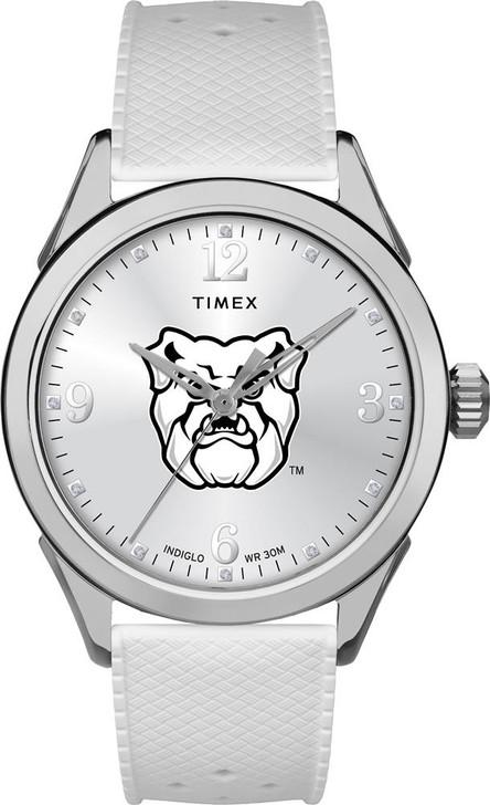 Butler University Ladies Silcone Athena Timex Watch