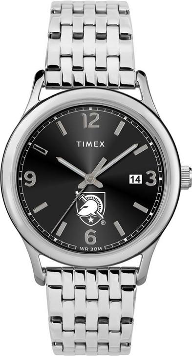 Women's Army Black Knights Watch Timex Sage Stainless Watch