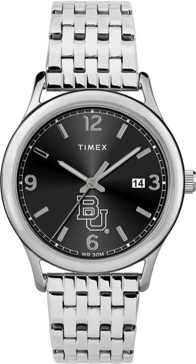 Women's Baylor University Bears Watch Timex Sage Stainless Watch