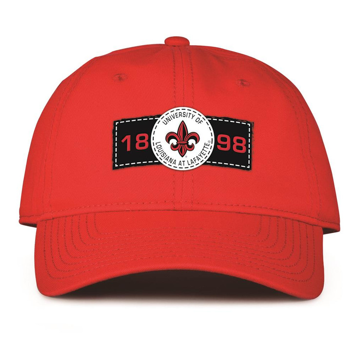 Louisiana Lafayette Hat Classic Relaxed Twill Adjustable Cap