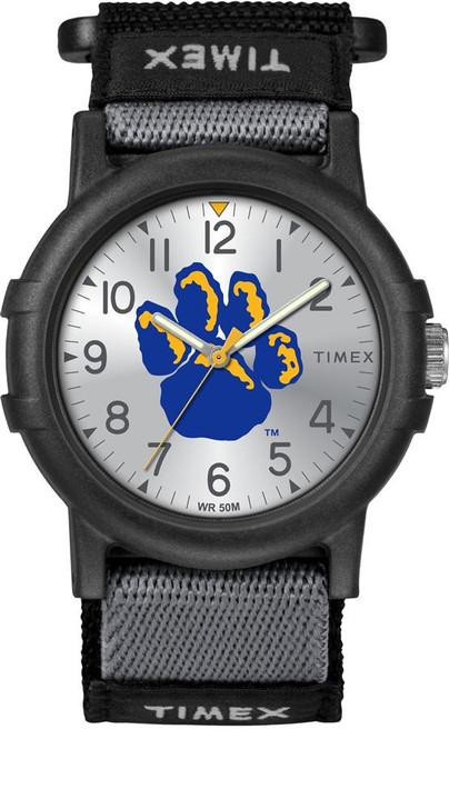 Pitt University Panthers Youth FastWrap Recruit Timex Watch