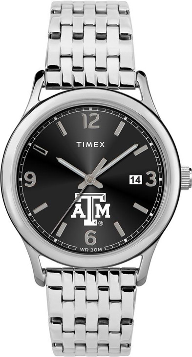Women's Texas A&M Aggies Watch Timex Sage Stainless Watch